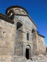 Sisivan Church, 6th century