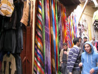 In the Souk, Fez, Morocco