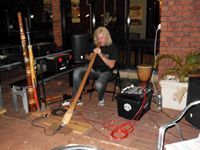 Didgeridoo demostration